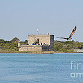 Fort Matanzas by Meandering Photography