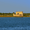 Fort Matanzas - Saint Augustine Florida by Christine Till