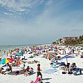 Fort Myers Beach by Aimee L Maher ALM GALLERY