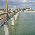 Fort Myers Beach by Kim Hojnacki