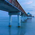 Fort Myers Beach Pier by Doug McPherson