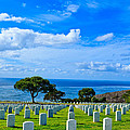 Fort Rosecrans National Cemetery 2 by Ben Graham