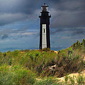 Fort Story Lighthouse by Cindy Haggerty
