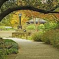 Fort Worth Japanese Gardens-040 by David Allen Pierson