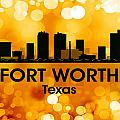 Fort Worth Tx 3 by Angelina Vick