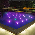 Fort Worth Water Garden Aerated Pool by Jonathan Davison