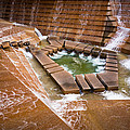 Fort Worth Water Gardens by Inge Johnsson