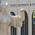 Fort Worth's Angel by John Babis