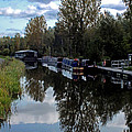 Forth Canal Reflection by John Topman
