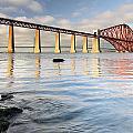 Forth Railway Bridge by Grant Glendinning