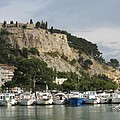 Fortress And Harbor Cassis by Christiane Schulze Art And Photography