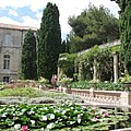 Fortress Garden  Villeneuve Les Avignon by Christiane Schulze Art And Photography