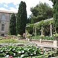 Fortress Garden  Villeneuve Les Avignon by Christiane Schulze Art And Photography