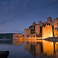 Fortress Golubac by Davorin Mance