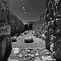 Fortress Of Masada Israel 2 by Mark Fuller