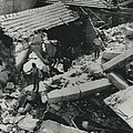 Forty Dead In Flats Collapse In Italy by Retro Images Archive
