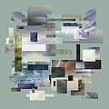 Forty Nine Shades Of Gray IIi by Irina Sztukowski