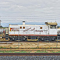 Foster Farms Locomotive by Jim Thompson
