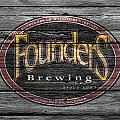 Founders Brewing by Joe Hamilton