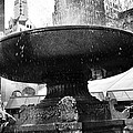 Fountain At Bryant Park by Traci Law