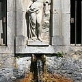 Fountain In A Palace Garden by Christiane Schulze Art And Photography