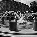 Fountain In Charleston by Christiane Schulze Art And Photography