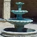 Fountain In Ecija by Bruce Nutting