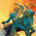Fountain in Nice