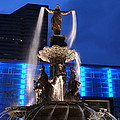 Fountain by Kevin Jackson
