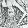Fountain Of Hair by Joseph Wetzel