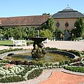 Fountain - Orangery - Belvedere by Christiane Schulze Art And Photography