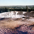Fountain Paint Pot Yellowstone National Park by NPS Photo Detroit Photographic Co