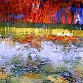 Fountain Splash by Ed Weidman