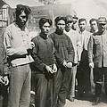 Four Chinese Who Guarded The British by Everett