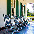 Four Porch Rockers by Perry Webster