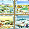Four Seasons by Julia Rowntree