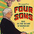 Four Sons, Us Poster Art, 1928. Tm & by Everett