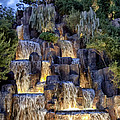 Foutains At Wynn Hotel - Las Vegas by Jon Berghoff