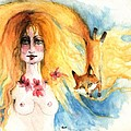 Fox Girl by Angel Ciesniarska
