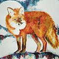 Fox In The Moon by Lord Frederick Lyle Morris