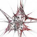 Fractal 057 by Taylor Webb