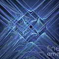 Fractal 063 by Taylor Webb