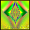 Fractal 32 Up Up And Away by Rose Santuci-Sofranko