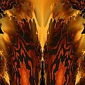 Fractal Abstract 15-01 by Maria Urso