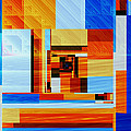 Fractal Abstract11 by Mario Carini