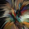 Fractal Feathers by Klara Acel