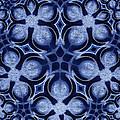 Fractal Floral Pattern by Hakon Soreide