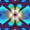 Fractal Nouveau by Elizabeth McTaggart