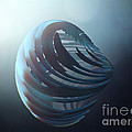 Fractal Sphere  by Pixel Chimp