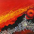 Fractal Sunrise by Jack Hanzer Susco